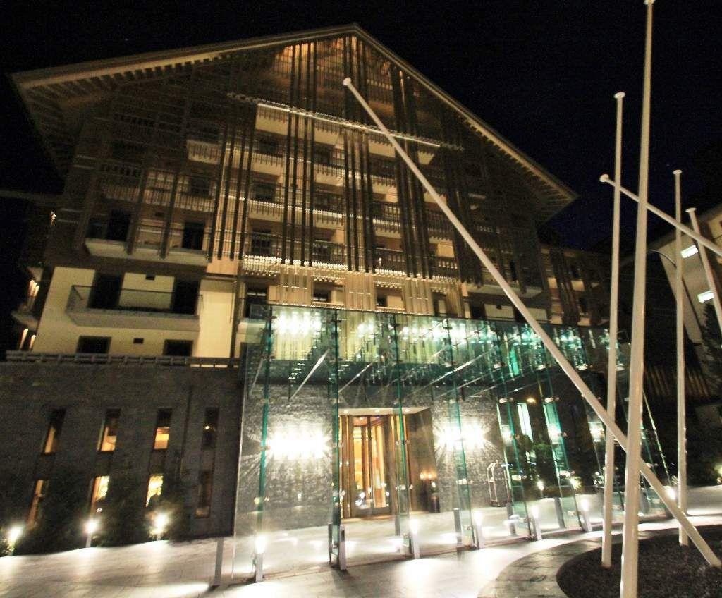 Hotel The Chedi - Andermatt - Suisse