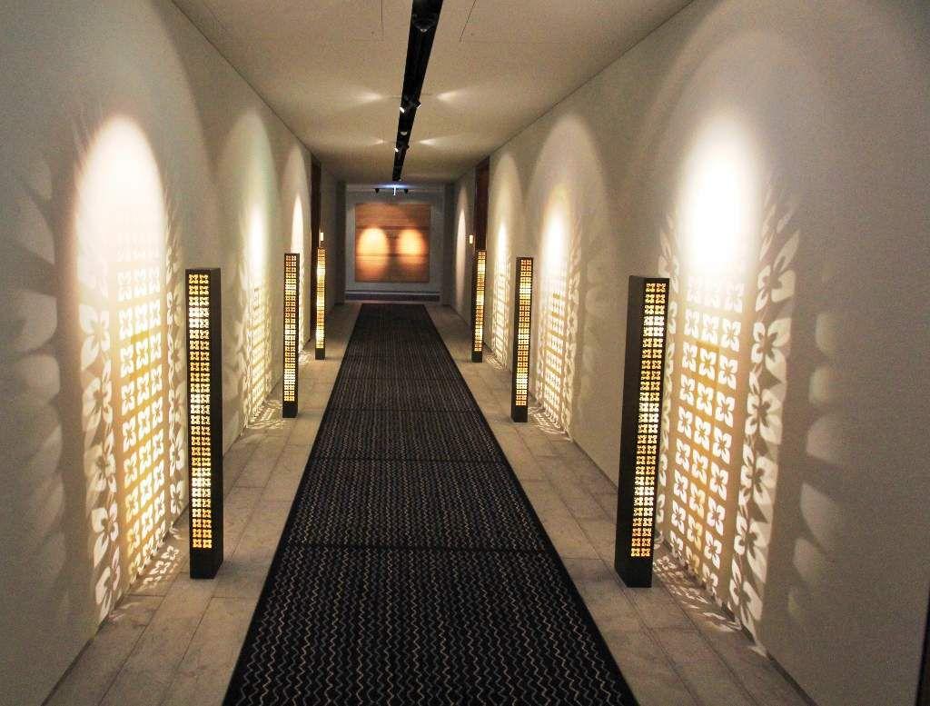 Intérieur de l'hôtel the Chedi - Suisse