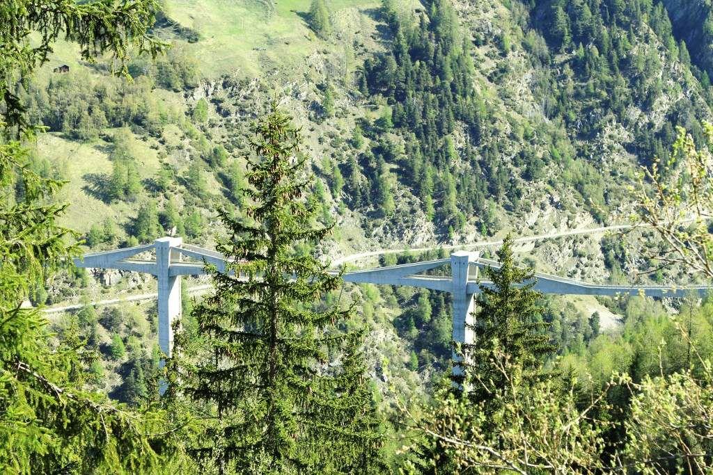 Viaduc du Ganter - Suisse