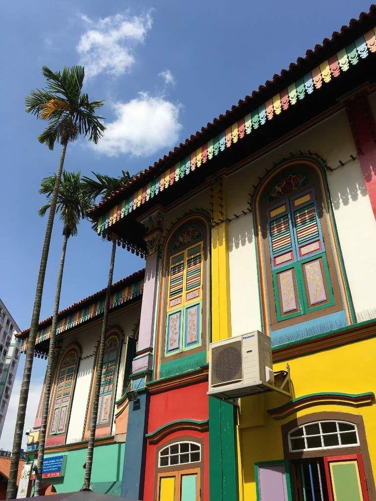 Singapour quartier indien