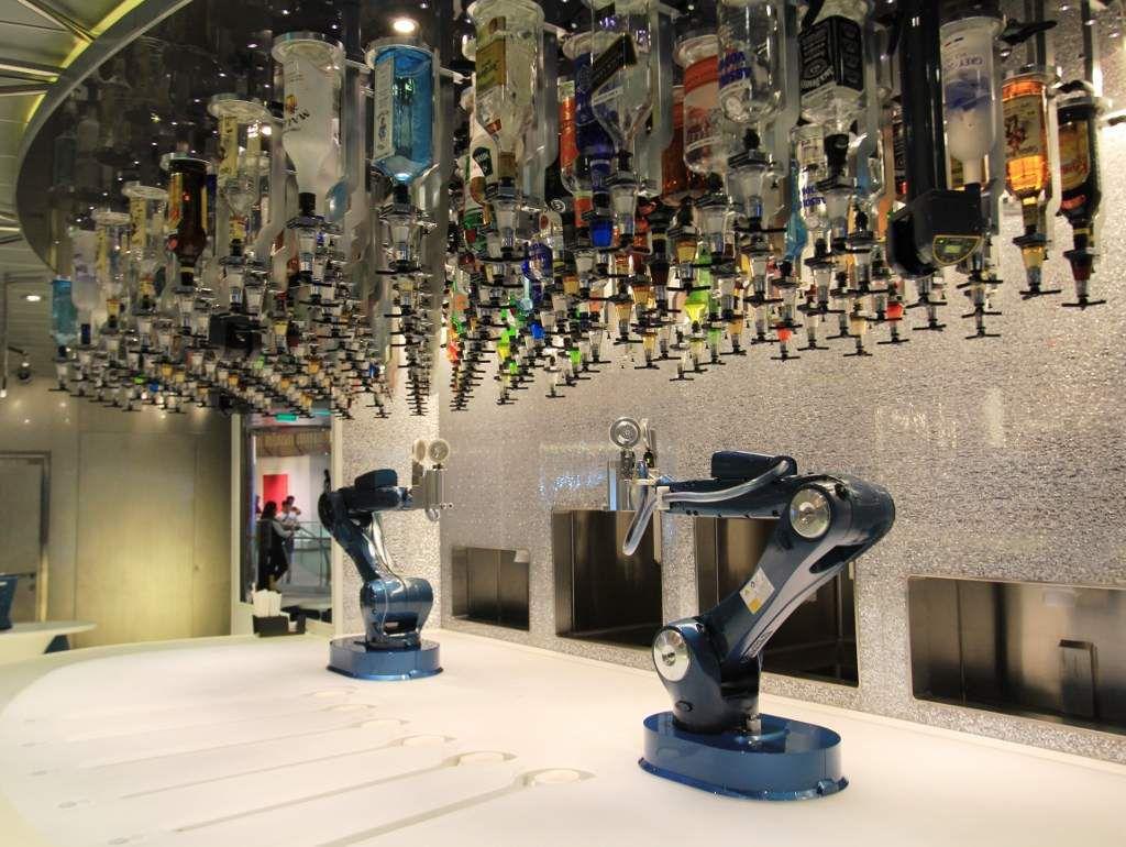 55 Ovation Bar bionic