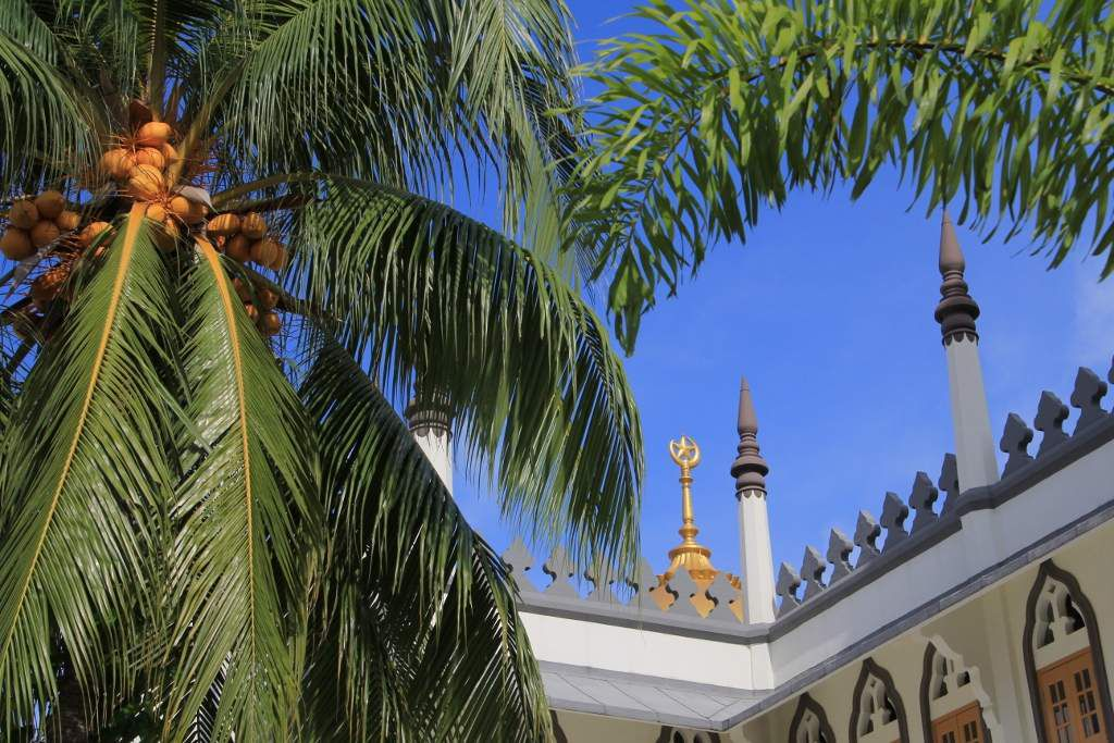 142 Singapour Quartier musulman