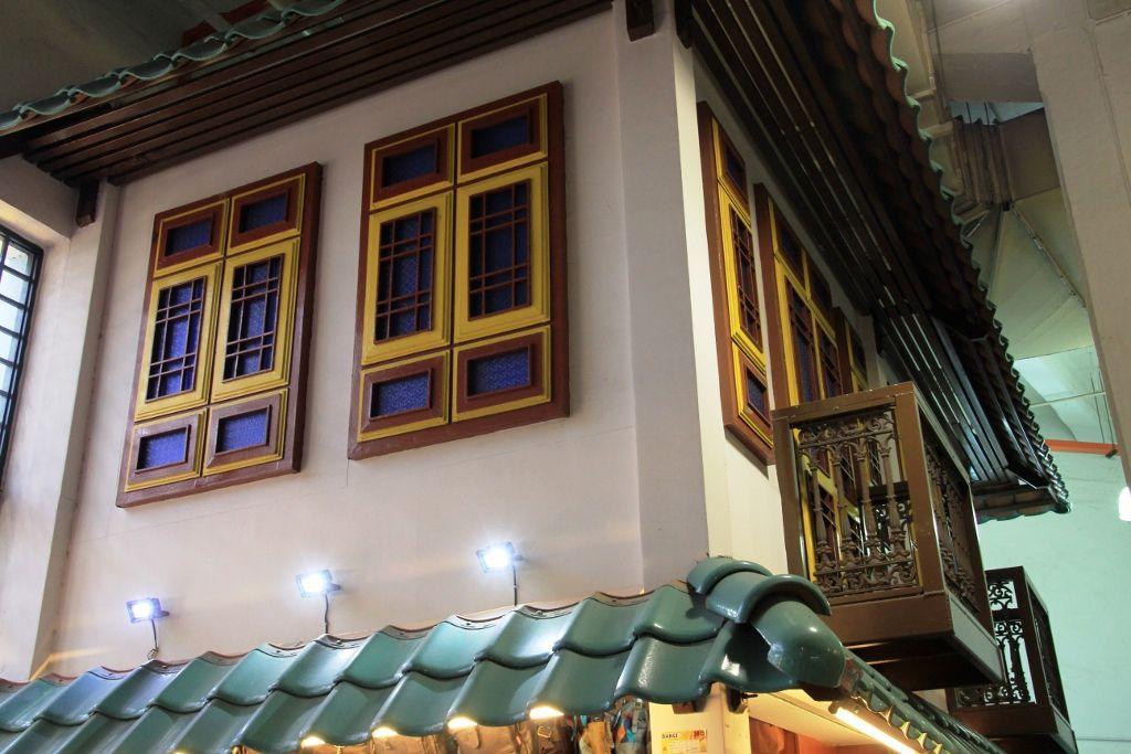 Central Market à KUALA LUMPUR Malaisie