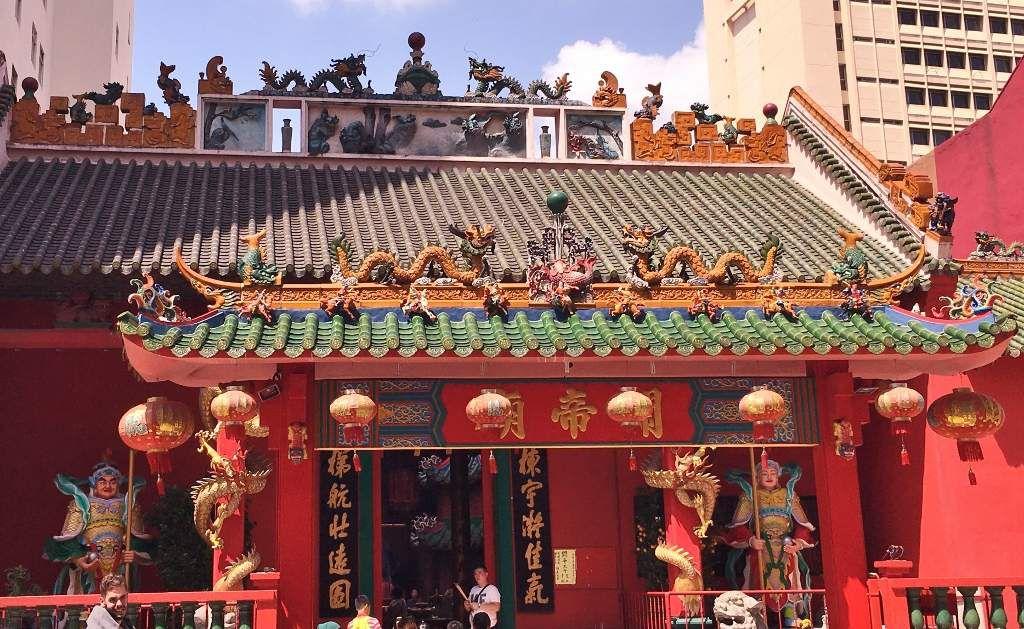 Temple chinois Guna Di - Kuala Lumpur - Malaisie
