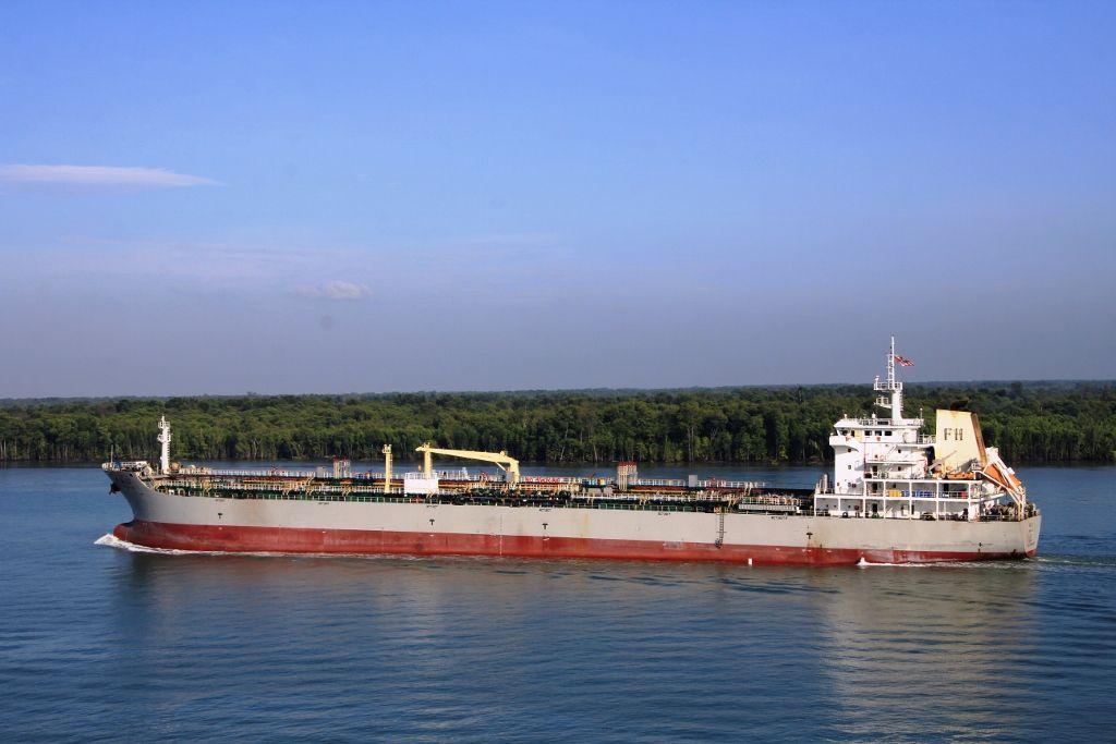 Port Kuala Lumpur Malaisie