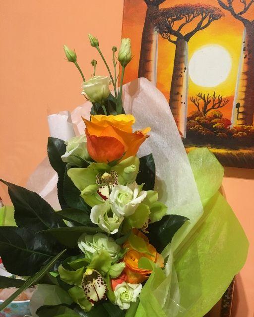 """Mes bouquets de """"flowers"""""""