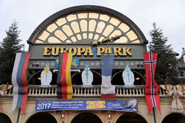 EUROPA PARK Rust Allemagne
