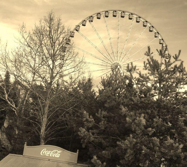 La roue d'Europa park