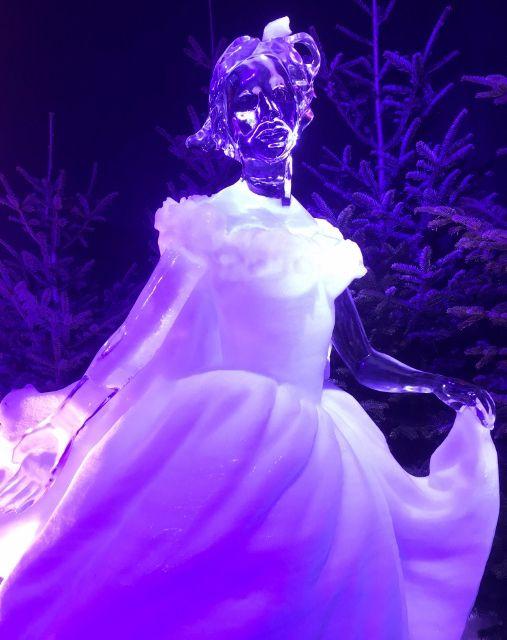 Europa park Statues de glace