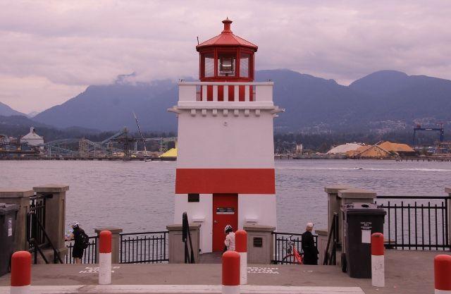 Port industriel de Vancouver - Canada