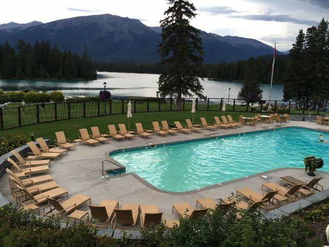 Hôtel FAIRMONT Jasper Park lodge - Alberta Canada