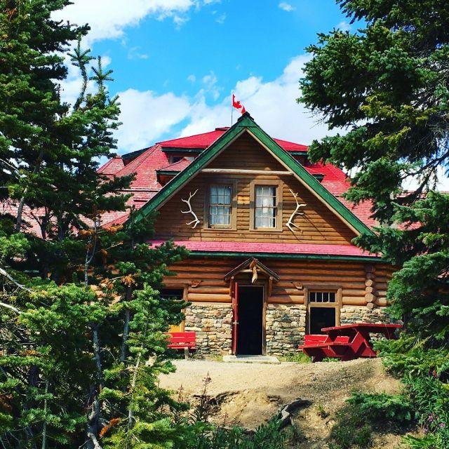 Lac Hector - Province Alberta - Canada