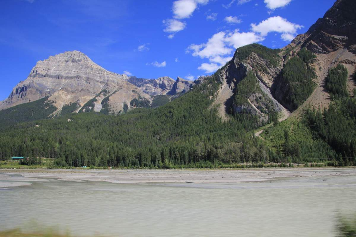 Circuit train Rocky mountaineer dans Ouest CANADIEN Vancouver Jasper Banff Lake Louise