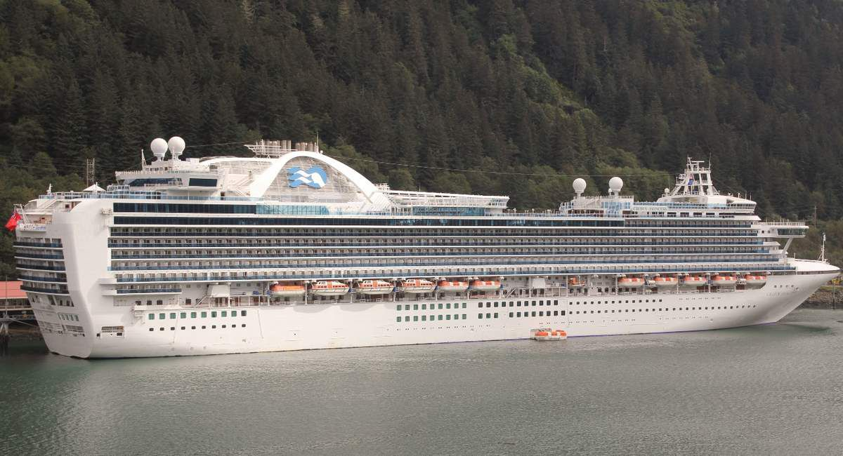 Port de Juneau - Alaska