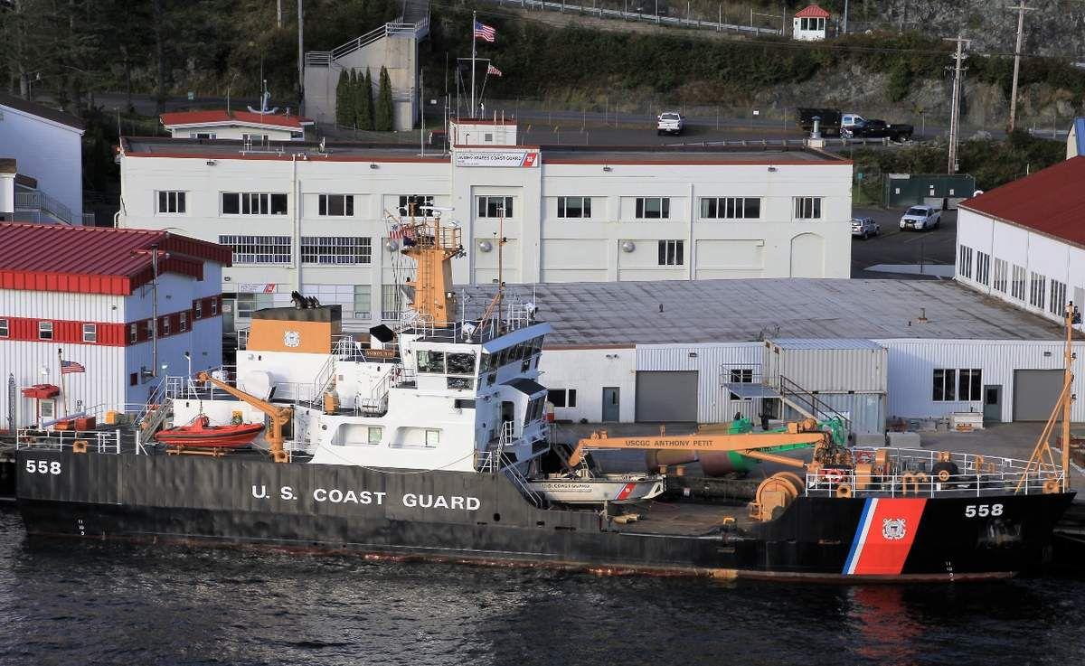 Port de Ketchikan - Alaska