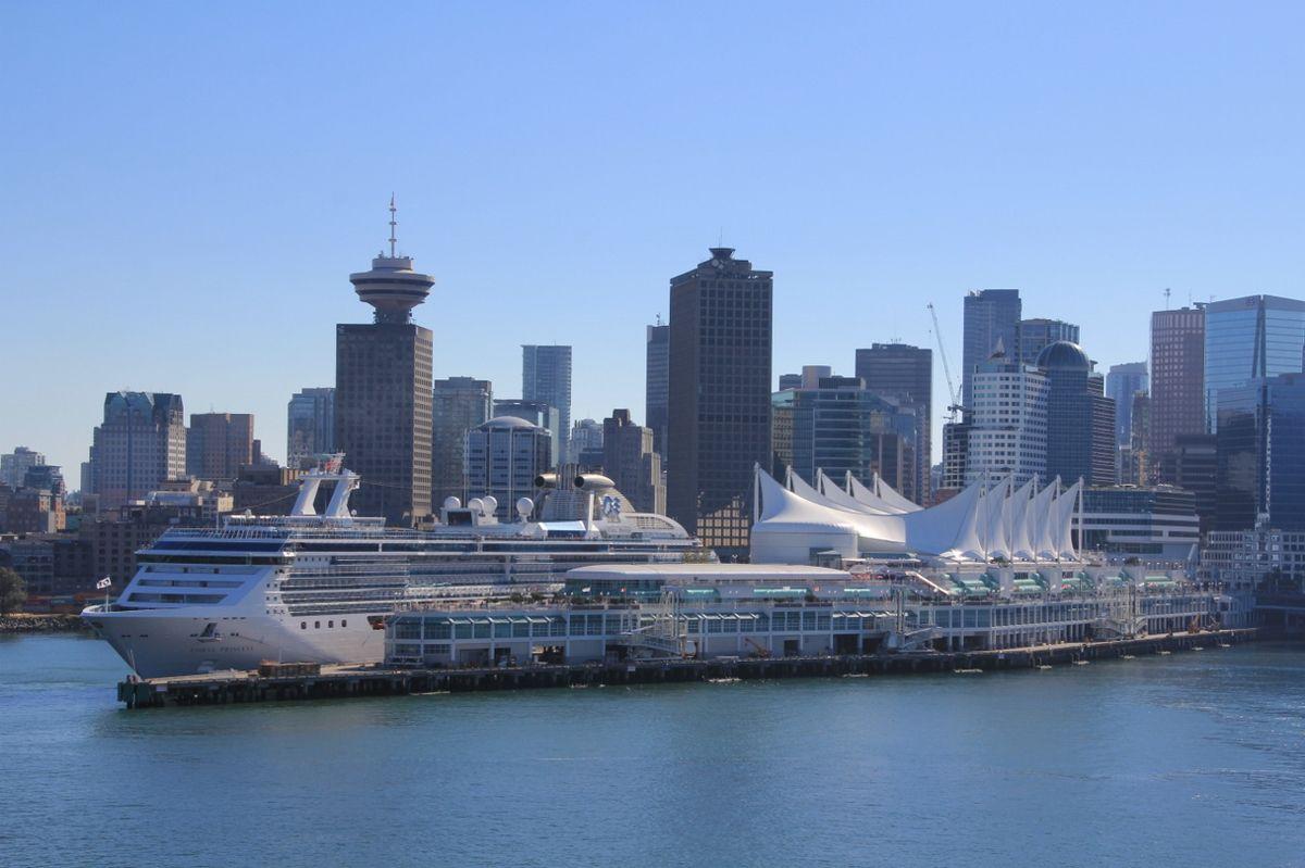 142 Vancouver par l'océan