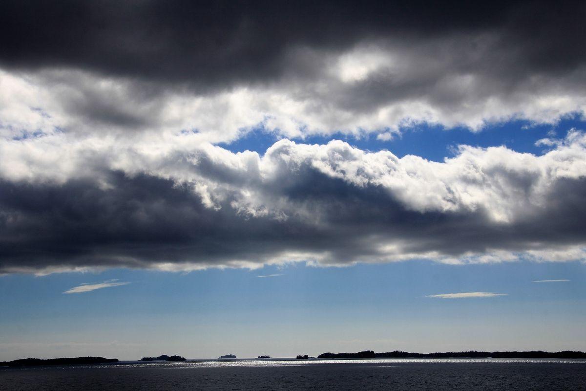 Ocean Pacifique Croisière Vancouver Alaska