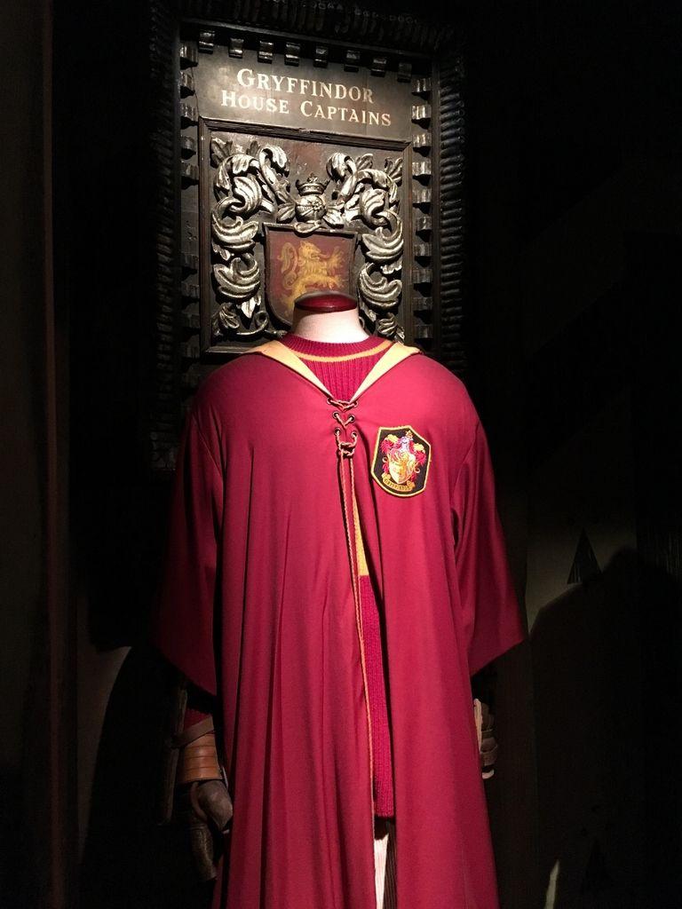 Expo Harry Potter vêtements BRUXELLES