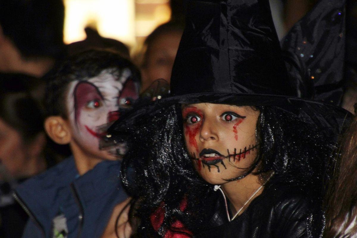 Halloween à Bruxelles