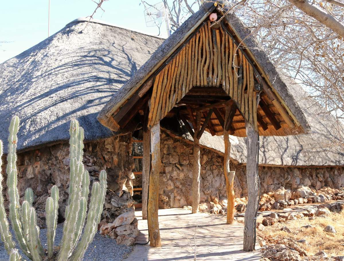Ongava Lodge Namibie