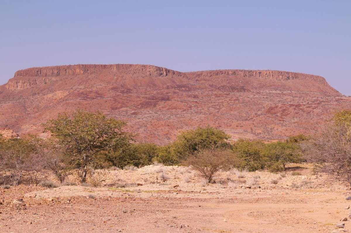 10 Namibie