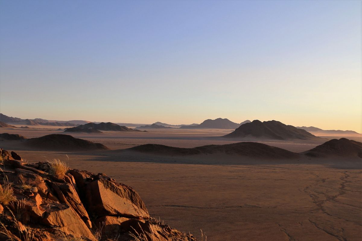 Parc national Namib NauKluft - Namibie