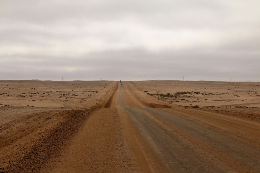Routes de Namibie