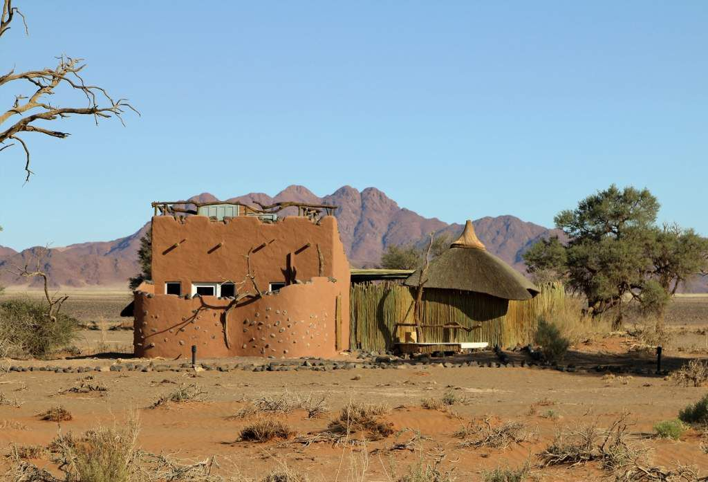 Little Kulala lodge - Namibie