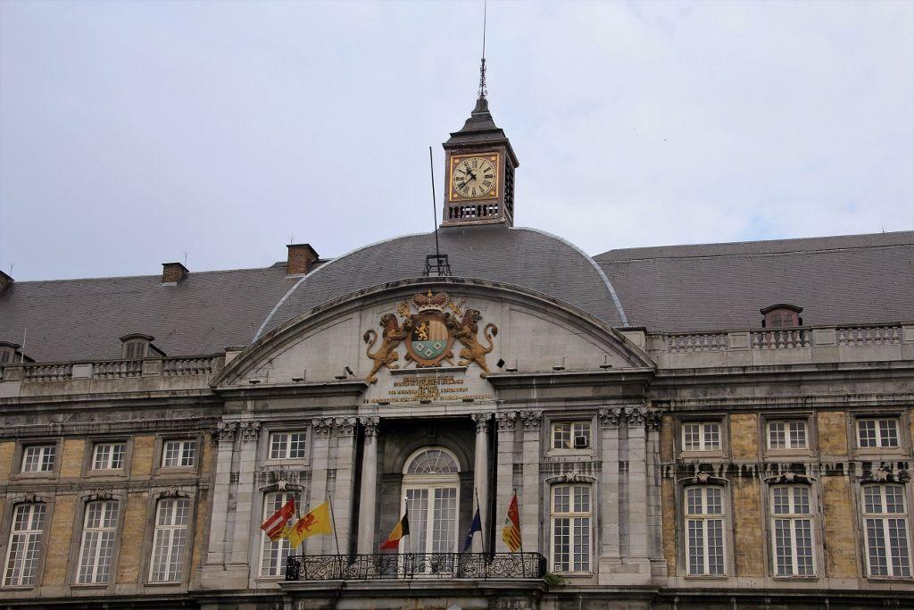 133 Liège Palais des princes évêques