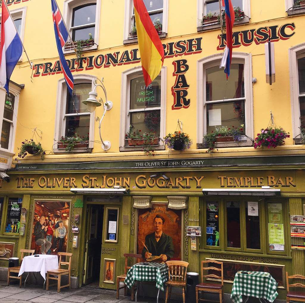 133 Dublin quartier Temple Bar