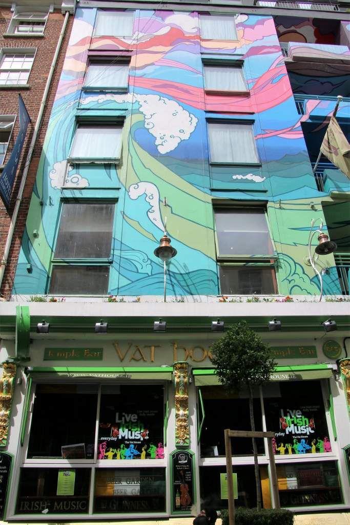 133 Dublin quartier Temple Bar