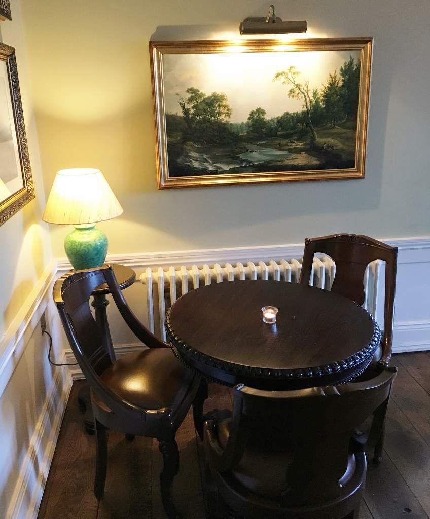 Notre suite Lough Eske Castle Irlande