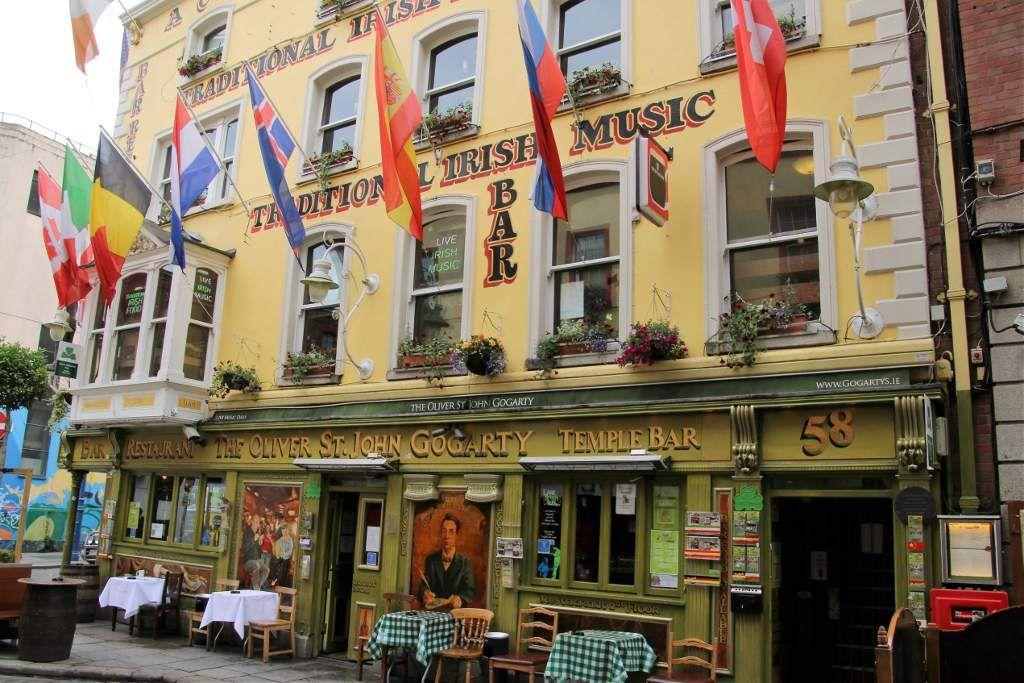 Dublin insolite