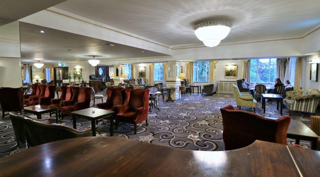 FITZPATRICK CASTLE hôtel