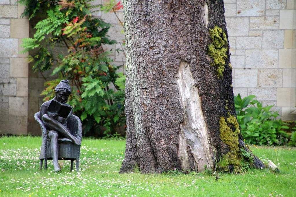 Lough Eske castle les jardins Irlande