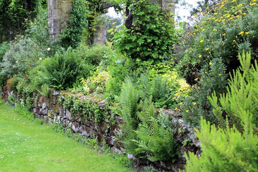 Mount Stewart house : Jardins Irlande du Nord