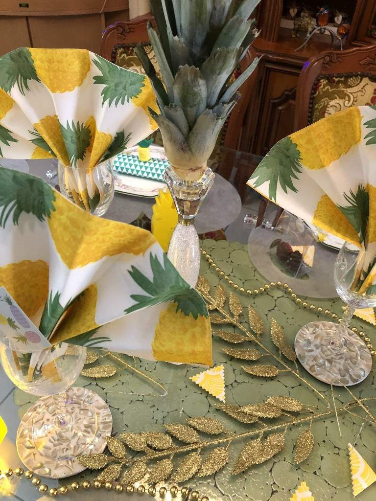 Joyeux Noel 2019 Ananas