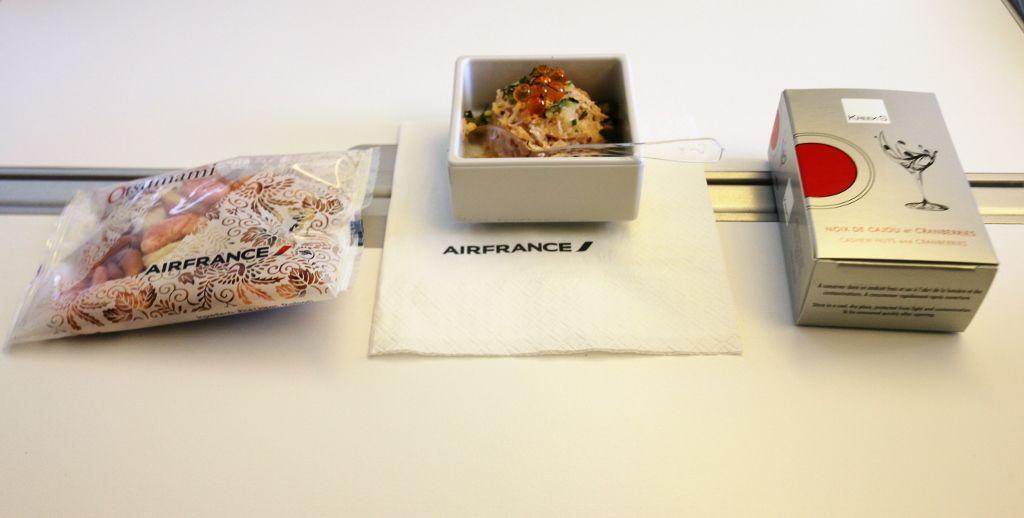 Vol Paris Tokyo Air France classe affaire