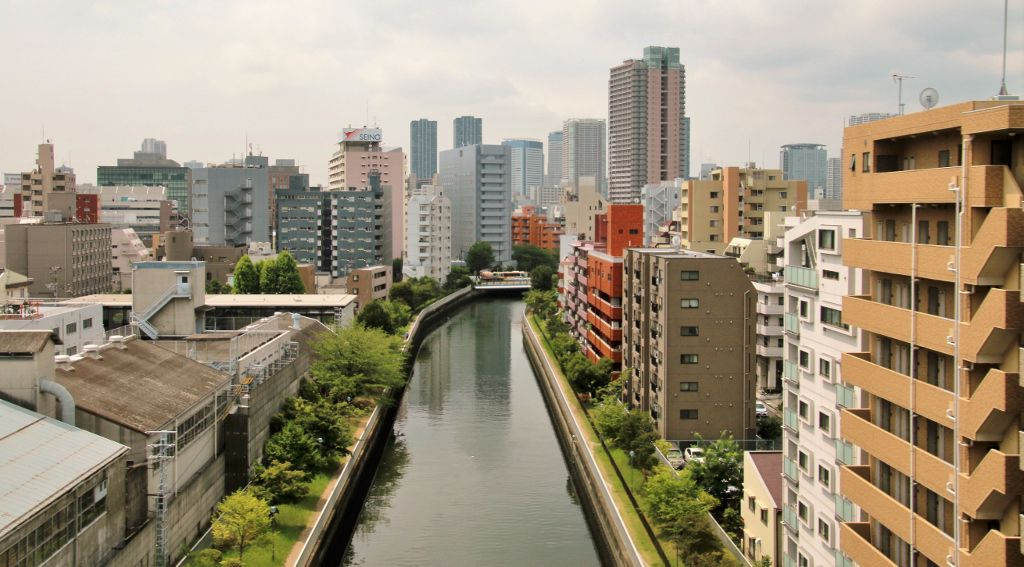 142 TOKYO grande couronne - JAPON