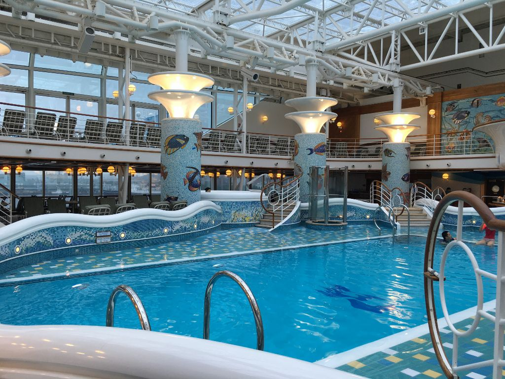 23 Diamond princess les piscines