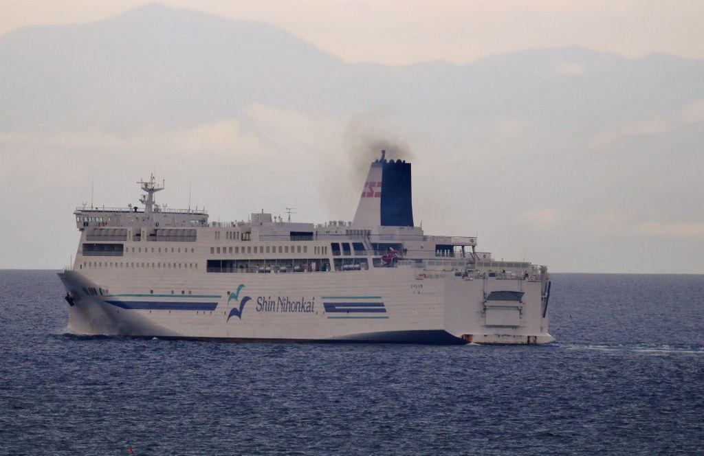 Mer du Japon côté Ile Hokkaido