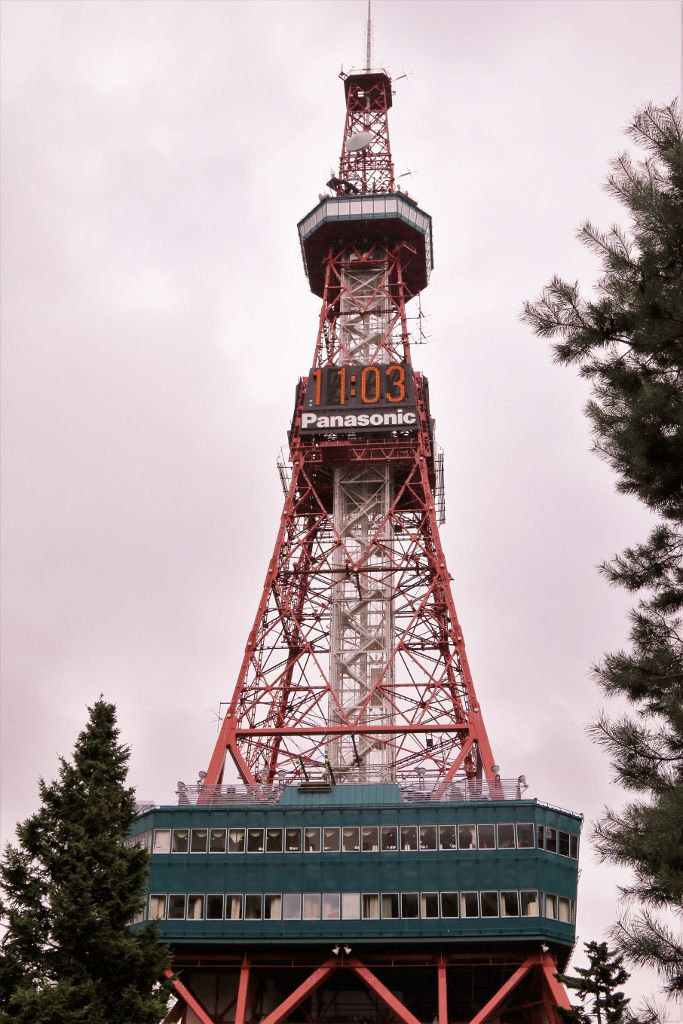 116 JAPON ile HOKKAIDO