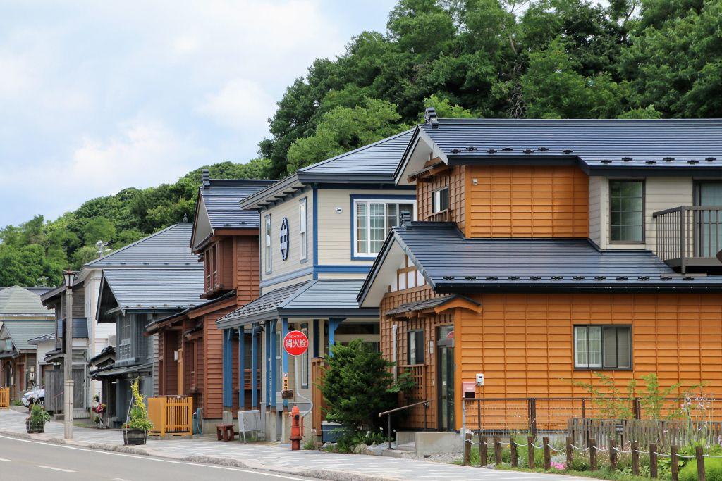 Esachi ile Hokkaido Japon