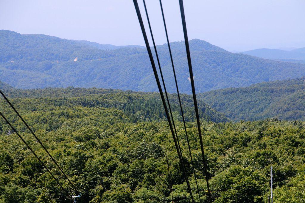 Mont Hakkoda - Ile Honshu Japon