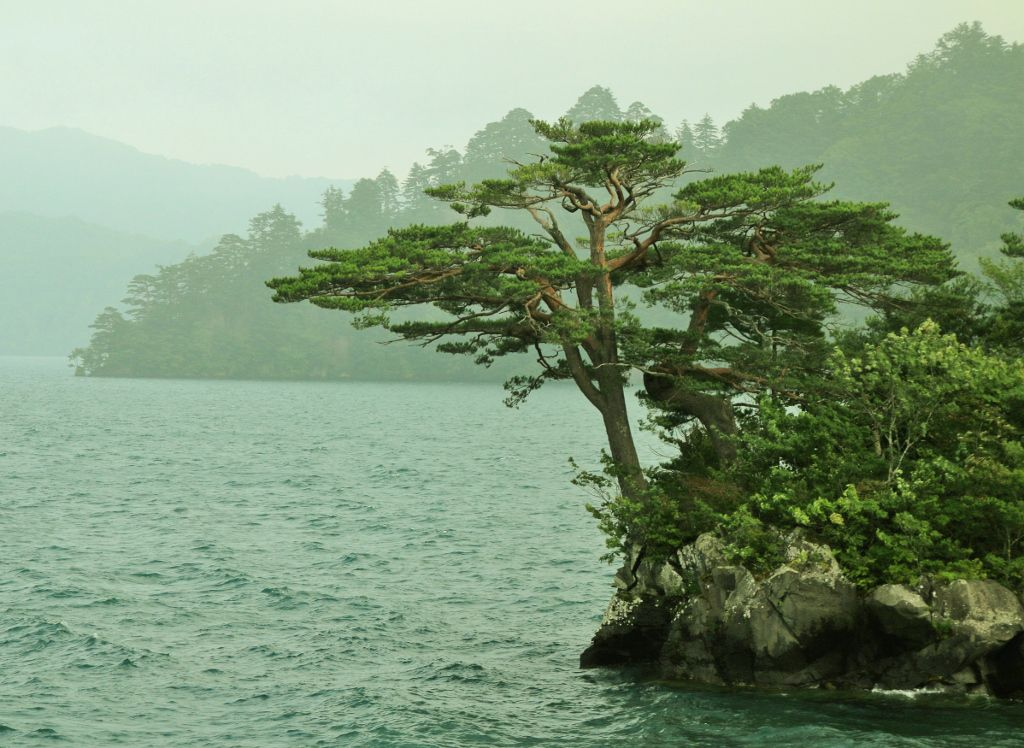 Lac Towada - Ile Honshu Japon