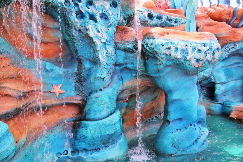 DisneySea TOKYO Mermaid lagoon Japon