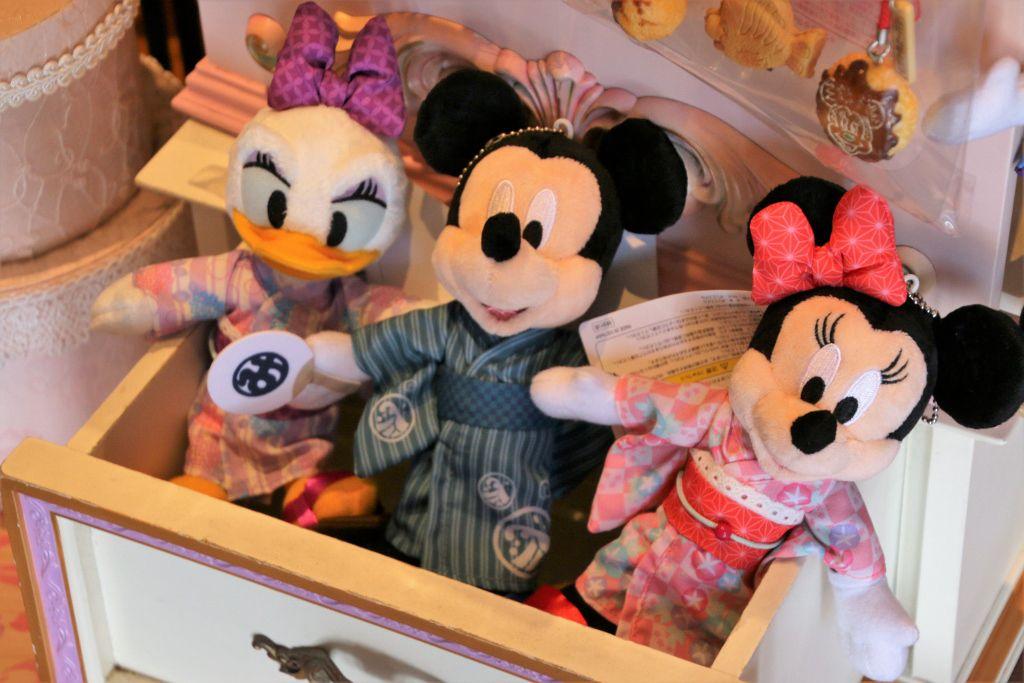 DisneySea TOKYO shopping Japon