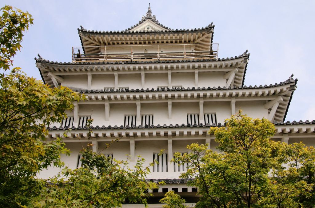 Chateau Shimabara Ile Kyushu Japon