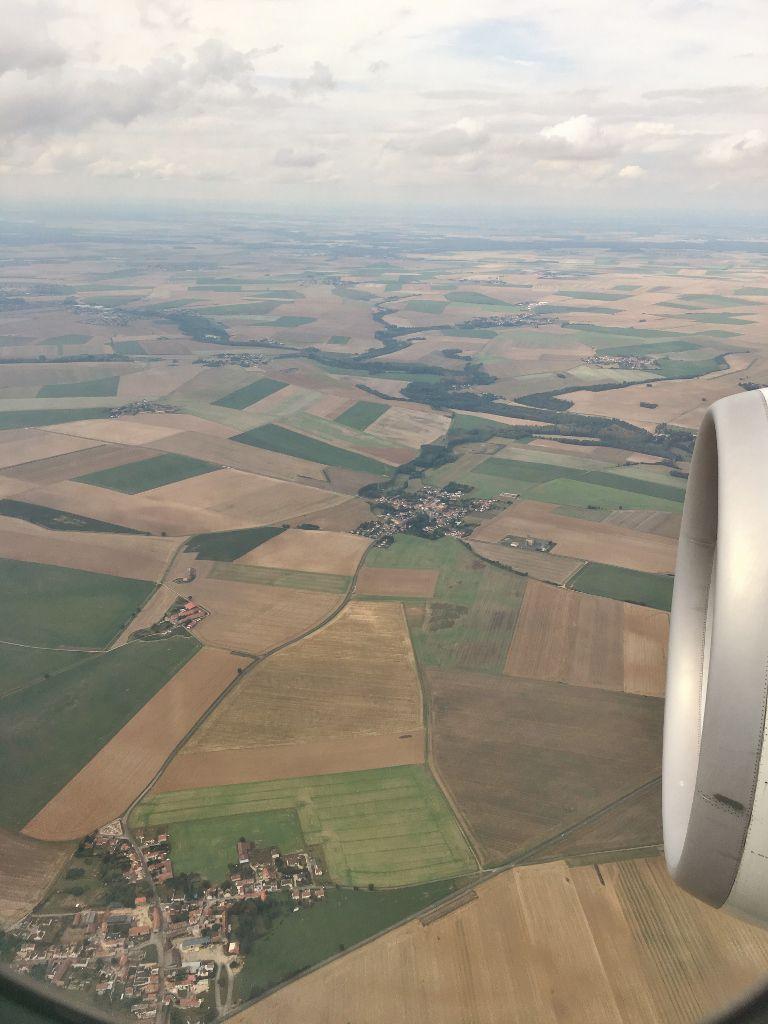 Vol Tokyo Paris Air France classe affaire