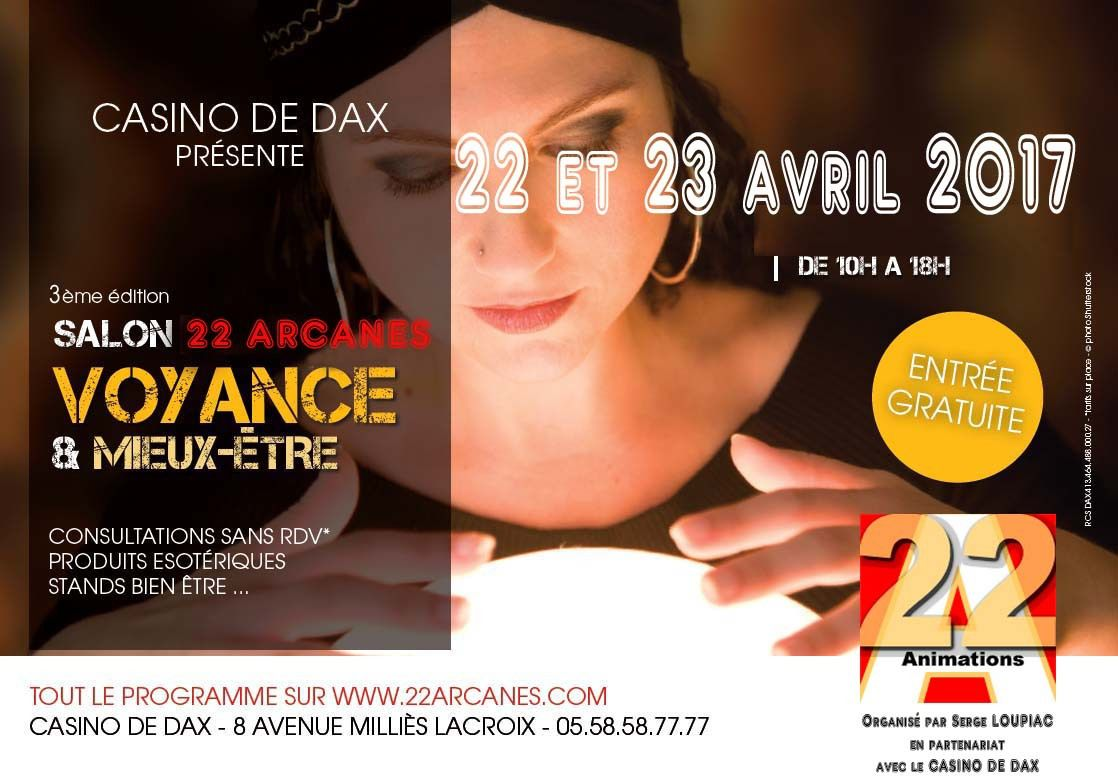 salon voyance dax